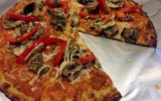 WayneBite Cauliflower Pizza