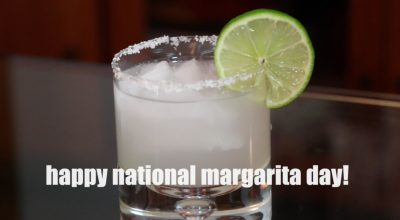 WayneBite National Margarita Day