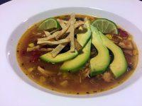 WayneBite Tortilla Soup