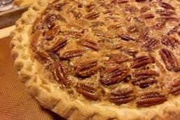 Texas Bourbon Pecan Pie